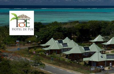HOTEL DE POÉ - RESTAURANT LE CAP - Photo 2 - Nouvelle-Calédonie