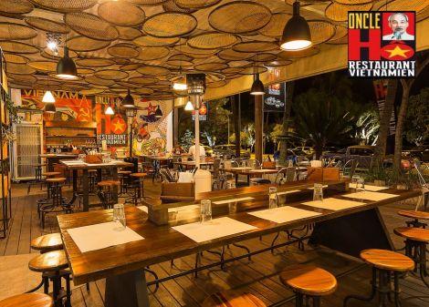 ONCLE HÔ - Restaurant Vietnamien - Nouméa
