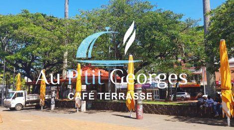 AU P'TIT GEORGES - Café terrasse - Nouméa