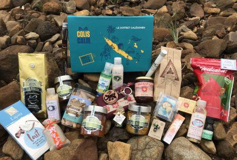 COLIS CALIN - Le coffret Calédonien - Nouméa