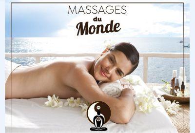 MASSAGES DU MONDE - Nouméa - Photo 1 - Nouvelle-Calédonie