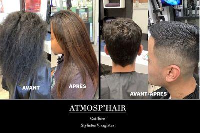 ATMOSP'HAIR - Coiffeur, visagiste - Nouméa - Photo 2 - Nouvelle-Calédonie