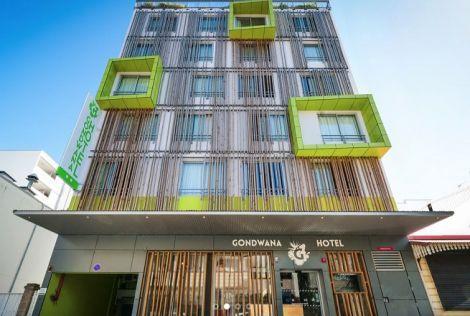 HOTEL GONDWANA Eco Frendly & Art - Nouméa