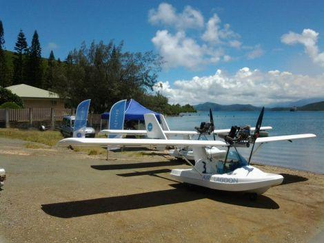 AIR LAGOON - Vols ULM amphibie - Nouvelle-Calédonie