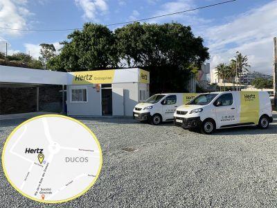 HERTZ Nouvelle-Calédonie - Location voiture - Ducos - Photo 1 - Nouvelle-Calédonie