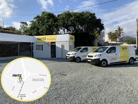 HERTZ Nouvelle-Calédonie - Location voiture - Ducos