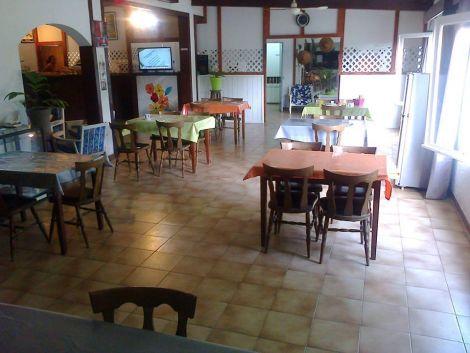 RESTAURANT HOTEL DE LA PLAGE - Poindimié