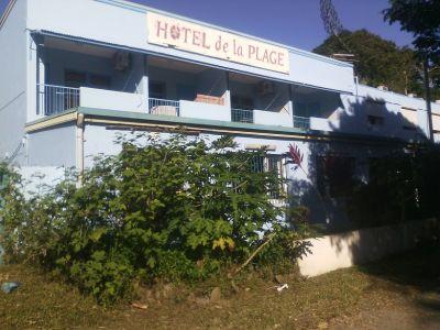 RESTAURANT HOTEL DE LA PLAGE - Poindimié - Photo 2 - Nouvelle-Calédonie