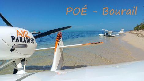 AIR PARADISE - ULM Hydravion - Baptêmes, Ecole de Pilotage - Poé - Bourail