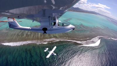 AIR PARADISE - ULM Hydravion - Baptêmes, Ecole de Pilotage - Poé - Bourail - Photo 2 - Nouvelle-Calédonie