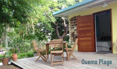 OUÉMO PLAGE - Gîte - Nouméa - Photo 1 - Nouvelle-Calédonie