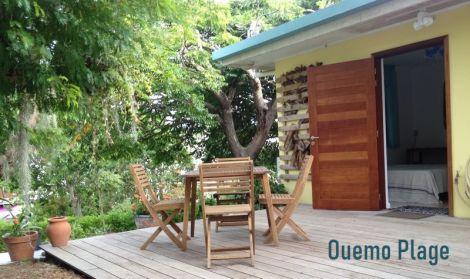 OUÉMO PLAGE - Gîte - Nouméa