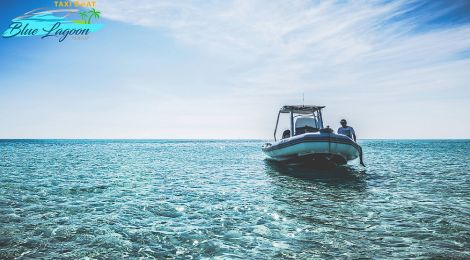 BLUE LAGOON - Taxi boat - Nouméa