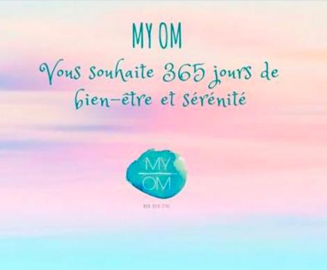 MY OM - Centre de bien être et de yoga - Nouméa