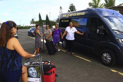 BOURAIL SHUTTLE SERVICE - Navette aéroport & excursions guidées - Photo 2 - Nouvelle-Calédonie