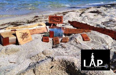 LASER ART PACIFIC - Souvenirs, Gravure laser - Nouméa - Photo 1 - Nouvelle-Calédonie