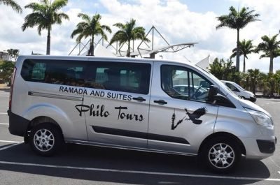 PHILOTOURS TRANSPORT - Navette aéroport - Shuttle - Nouméa - Photo 1 - Nouvelle-Calédonie