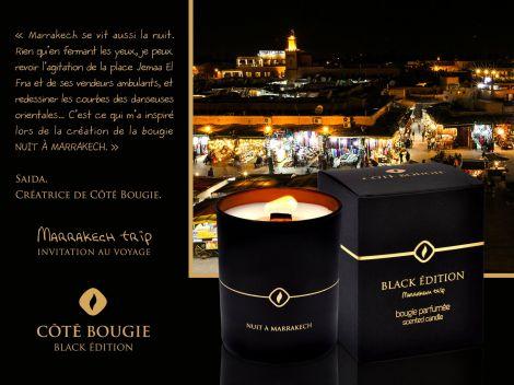 CÔTÉ BOUGIE by COULEUR MAROC NC - Nouméa
