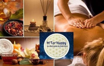 M'TER'HAPPY - Thérapies énergétiques & massages ayurvédiques - Photo 1 - Nouvelle-Calédonie