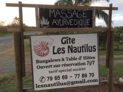 M'TER'HAPPY - Thérapies énergétiques & massages ayurvédiques - Photo 4 - Nouvelle-Calédonie