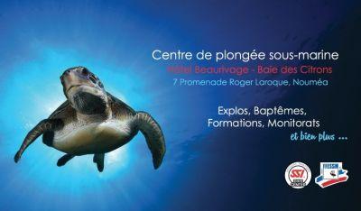 PLONGEE PASSION - Centre de plongée sous-marine - Nouméa - Photo 1 - Nouvelle-Calédonie