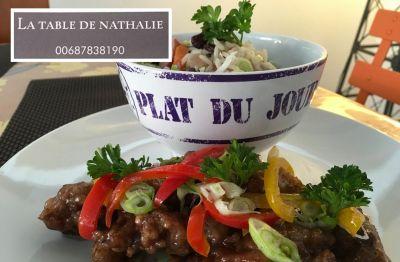 LA TABLE DE NATHALIE - Table d'hôte - Spécialités Françaises et créoles - Photo 1 - Nouvelle-Calédonie