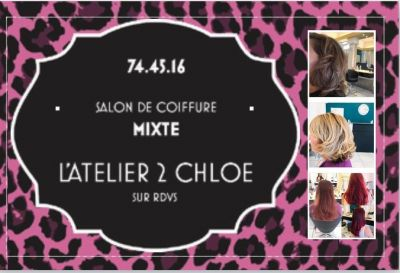 L'ATELIER 2 CHLOÉ - Salon de coiffure - Nouméa - Photo 1 - Nouvelle-Calédonie