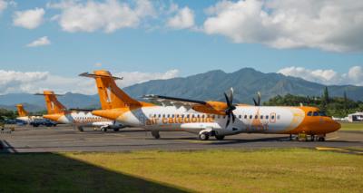 AIR CALEDONIE - Vols domestiques vers les Îles Loyauté, l'Île des Pins ou la grande-terre de Nouméa - Nouvelle-Calédonie - Photo 2 - Nouvelle-Calédonie