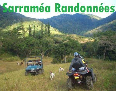 SARRAMÉA RANDONNÉES - Randonnées quad