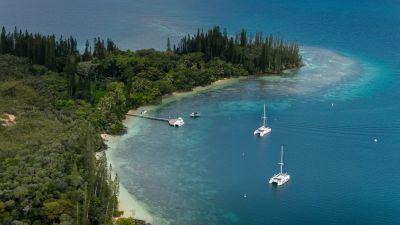 CASY EXPRESS - Taxi boat - Prony, Mont-Dore - Nouvelle-Calédonie - Photo 2 - Nouvelle-Calédonie