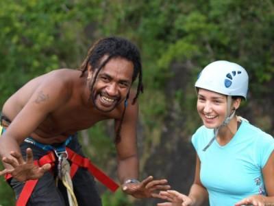 TERRAVENTURE NORD - Canyonning, Excursions nature - Canala - Nouvelle-Calédonie - Photo 4 - Nouvelle-Calédonie