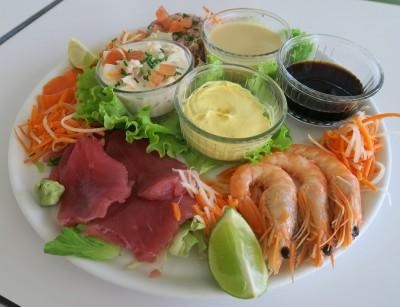 LE BILBOQUET PLAGE - Restaurant, Brasserie - Nouméa - Photo 2 - Nouvelle-Calédonie