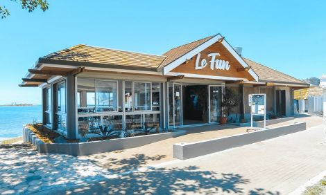 LE FUN  - Restaurant, SteakStone - Nouméa