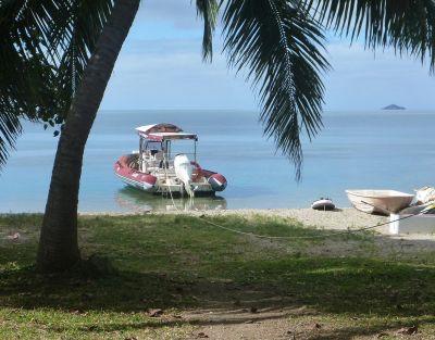 LHOOQ - Taxi boat, Visite au Phare Amédée - Nouméa - Photo 6 - Nouvelle-Calédonie