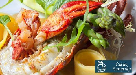 CACAO SAMPAKA - Restaurant cuisine du monde - Nouméa
