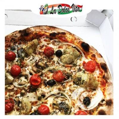 Pizzeria LA DOLCE VITA -  Restaurant italien - Pizzas au feu de bois,livraison ou à emporter -  Nouméa - Photo 3 - Nouvelle-Calédonie