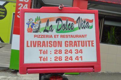 Pizzeria LA DOLCE VITA -  Restaurant italien - Pizzas au feu de bois,livraison ou à emporter -  Nouméa - Photo 5 - Nouvelle-Calédonie