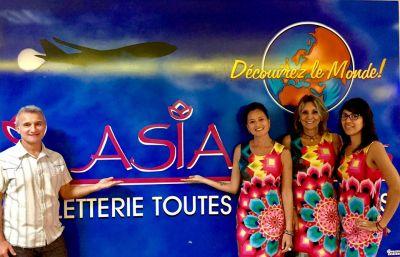 ASIA VOYAGES - Agence de voyage - Nouméa - Photo 2 - Nouvelle-Calédonie