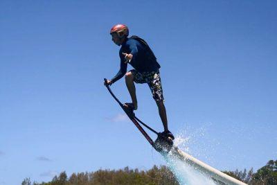 JET PARADISE - Jetski, flyboard, hoverboard, Jet à bras,  bouée tractée à Poé - Bourail - Photo 5 - Nouvelle-Calédonie