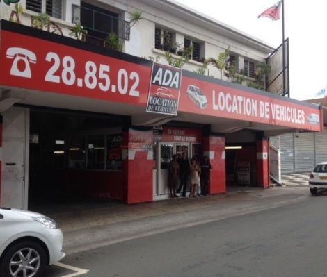 ADA - Location de voiture - Nouméa