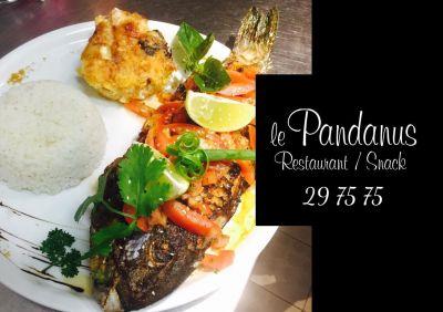 Le Pandanus - Snack,  A emporter - Nouméa - Photo 1 - Nouvelle-Calédonie