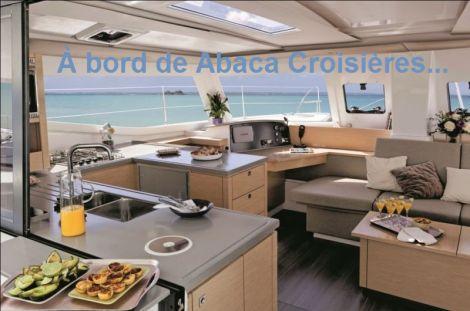 ABACA CROISIERES - Charter - ÎLE DES PINS -  Nouvelle-Calédonie