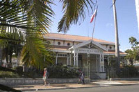 MUSEE DE LA VILLE - Nouméa