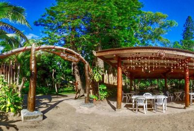 GITE NATAIWATCH & Camping, Restaurant - Ile des Pins - Photo 5 - Nouvelle-Calédonie