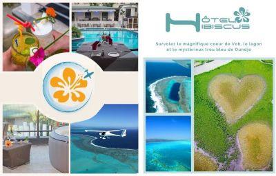 HOTEL RESTAURANT HIBISCUS  - Koné - Photo 1 - Nouvelle-Calédonie