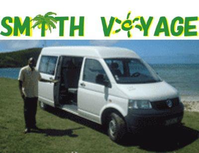 SMITH VOYAGE / NC Transport - Navette conventionnée aéroport - Nouméa - Photo 1 - Nouvelle-Calédonie