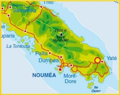 ROUTE A HORAIRES de Yaté - Sentier de randonnée balisé PR12 - Photo 1 - Nouvelle-Calédonie