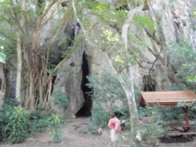 LES GROTTES DE KOUMAC - Nouvelle-Calédonie - Photo 2 - Nouvelle-Calédonie
