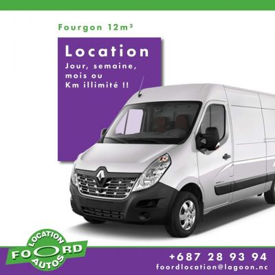 FOORD LOCATION - Location voitures et utilitaires - Nouméa - Photo 5 - Nouvelle-Calédonie