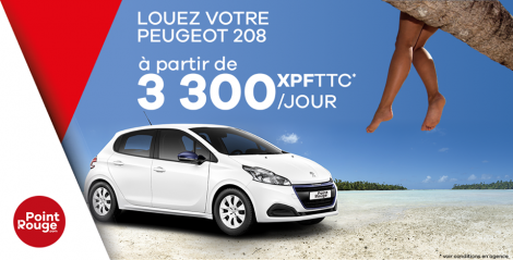POINT ROUGE LOCATION - Location de voiture - Nouméa